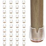 CZ Store®-piede sedia|40 Q|✮✮GARANZIA A VITA✮✮-feltrino piede|TAGLIA 12-16mm| Piedini protettivi silicone per arredamento/sedie/mobili- estremità sedie anti-graffio- piedino sedia protezione parquet