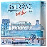 Railroad Ink: Edición azul