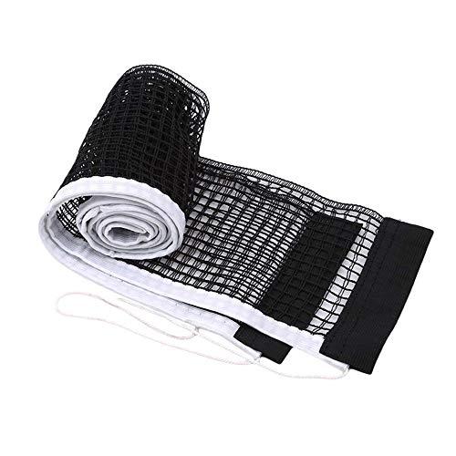 2 tafeltennistafels Tafeltennistafel Plastic Sterk Mesh Net Draagbaar Net Kit Net Rack Vervang Kit Voor Ping Pong Spelen