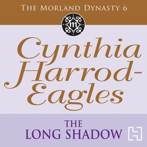 Dynasty 6: The Long Shadow audiobook cover art