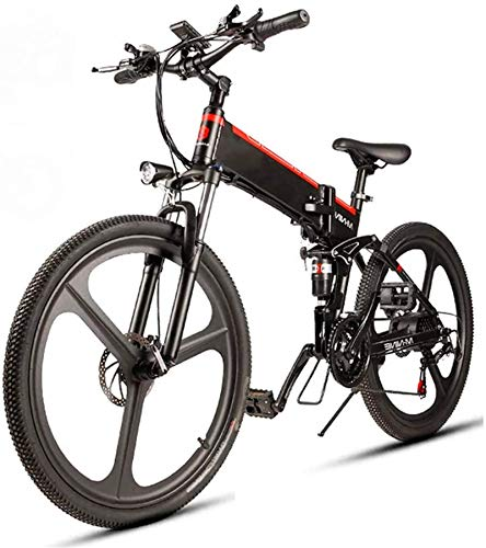 Fangfang Bicicletas Eléctricas, 26 '' E-Bicicleta eléctrica Bicicleta for Adultos 350W Motor...