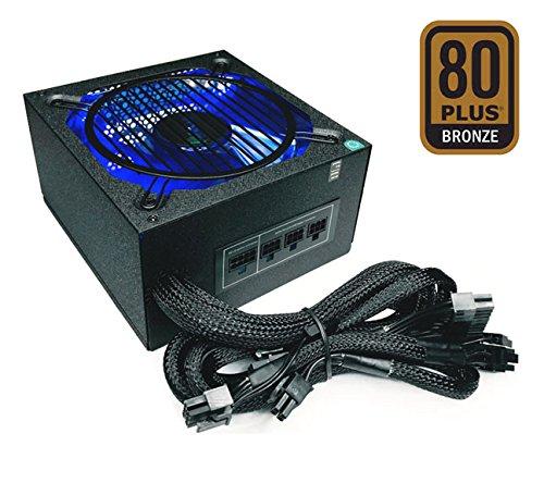 Apevia ATX-SN1050W Signature 1050W 80+ Bronze Certified Active PFC ATX Modular Gaming Power Supply