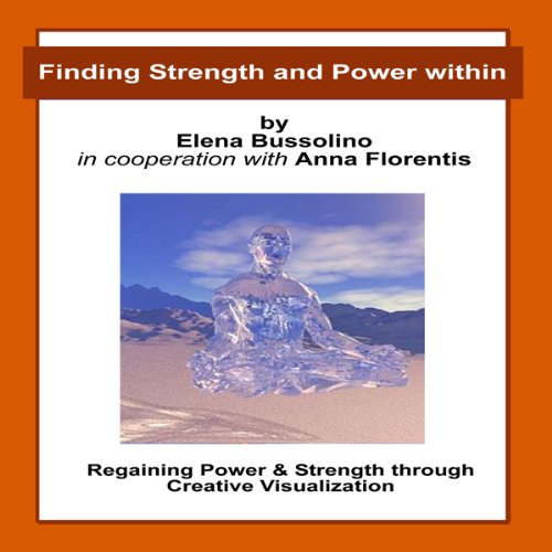 Finding Strength and Power Within audiobook cover art
