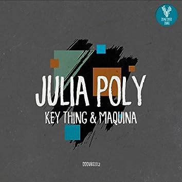 Key Thing & Maquina