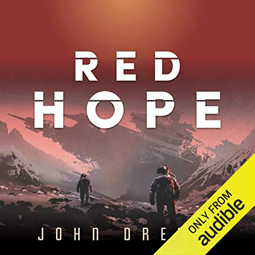 Red Hope  By  cover art