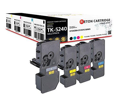 4 Original Reton Toner   50% höhere...