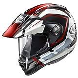 アライ(ARAI) バイクヘルメット オフロード TOUR CROSS3 DETOUR RED L 59-60cm