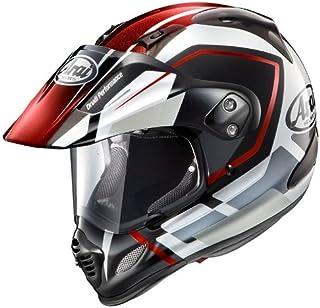 アライ(ARAI) バイクヘルメット オフロード TOUR CROSS3 DETOUR RED M 57-58cm