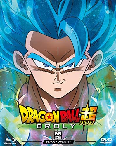 Dragon Ball Super-Broly Prestige BRD [Blu-Ray + DVD-Édition boîtier SteelBook]