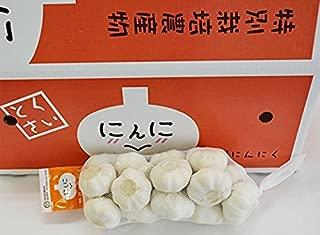 にんにく食用 1kgネット×10入り×20ケース 中国産 特栽 上海嘉定種(ホワイト) …