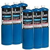 Standard Propane Fuel Cylinder - Pack of 6...