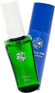 オドレミスト50ml&アルムミスト100ml各1本セット 塩化アルミニウム13%配合+ミョウバン高配合 制汗剤スプレーセット
