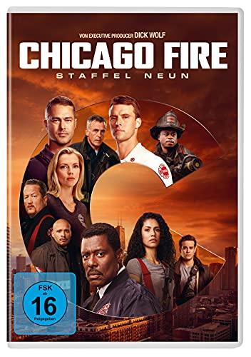 Chicago Fire - Staffel 9 [4 DVDs]