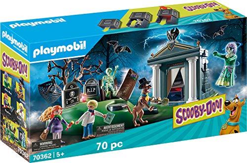Playmobil - Scooby-Doo! Histoires au Cimetière - 70362