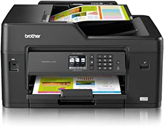 "Brother MFC-J3530DW A3 colour Inkjet All in One, 2-sided printing, Wireless connectivity, 2.7"" TFT Touch Panel LCD, Mobile..."
