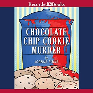 Chocolate Chip Cookie Murder                   By:                                                                                                                                 Joanne Fluke                               Narrated by:                                                                                                                                 Suzanne Toren                      Length: 9 hrs and 32 mins     896 ratings     Overall 4.1
