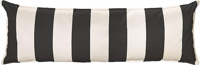 Hatteras Hammocks Cabana Black Hammock Pillow - Best Design