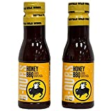 Buffalo Wild Wings Barbecue Sauces, Spices, Seasonings and Rubs For: Meat, Ribs, Rib, Chicken, Pork, Steak, Wings, Turkey, Barbecue, Smoker, Crock-Pot, Oven (Honey BBQ, (2) Pack)