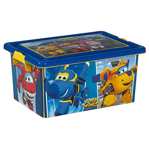 Super Wings – Box Ordnung (COLORBABY) 38 x 27 x 18 cm