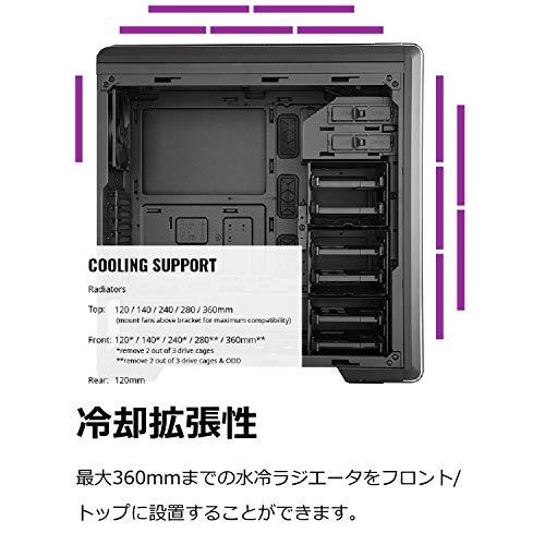 CoolerMaster『MASTERBOXCM694』