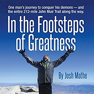 In the Footsteps of Greatness audiobook cover art