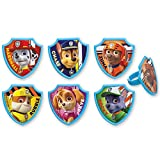 DecoPac PAW Patrol Ruff Rescue Cupcake Rings (24 Count)
