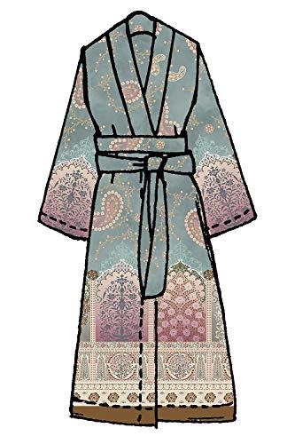 Bassetti Kimono Jaipur | V7 - S-M