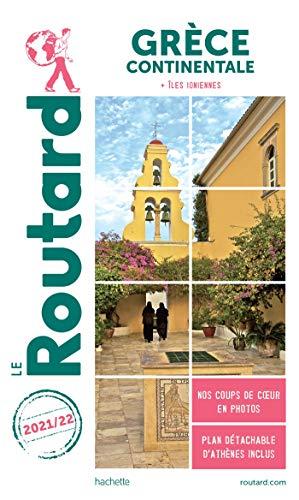 Guide du Routard Grèce continentale 2021 22