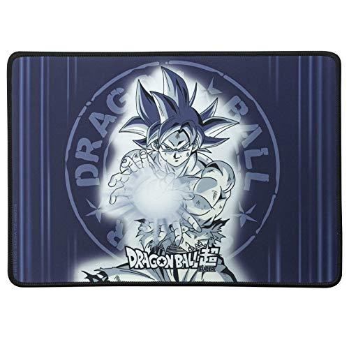 Abystyle Dragon Ball Super - Tappetino per Il Mouse Gaming - Goku Ultra Instinct, blu, 35 x 25 cm