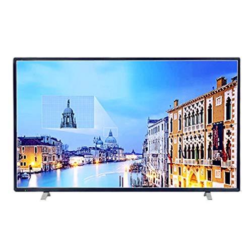 DEMAXIYA Android TV 32/42/50/55/60/70 Pulgadas 4K TV UHD Smart LED HD TV Bluetooth Remote HDR, Machine Black 2020