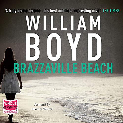 Brazzaville Beach audiobook cover art