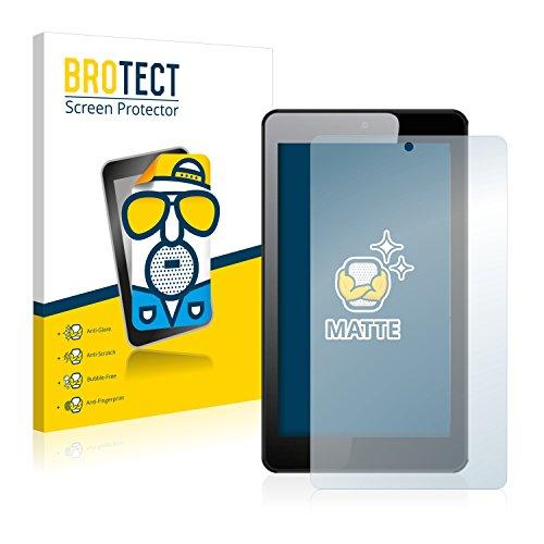 BROTECT 2X Entspiegelungs-Schutzfolie kompatibel mit Hisense Sero 7+ Bildschirmschutz-Folie Matt, Anti-Reflex, Anti-Fingerprint
