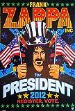 Frank Zappa: for President | UK Import Plakat, Poster [61 x