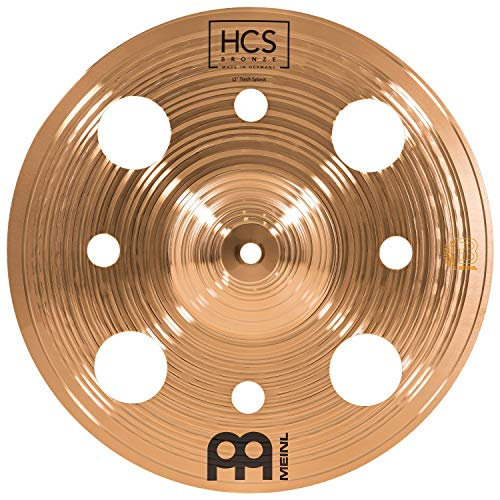 "MEINL Cymbals HCS Bronze Trash Splash - 12"" (HCSB12TRS)"