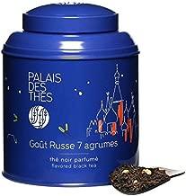 Palais des Thés, Signature Tea Blends Collection, Gout Russe (Russian Black, Citrus Fruits)