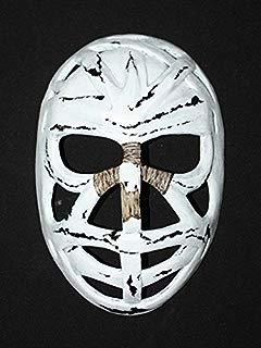 1:1 Custom Vintage Fiberglass Roller NHL Ice Hockey Goalie Mask Helmet Montreal Ken DRYDEN HO22