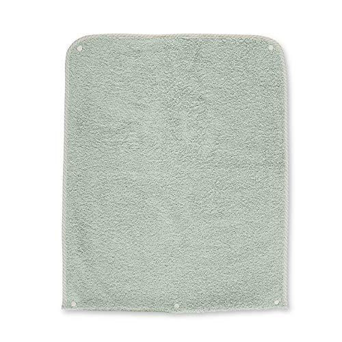 Sterntaler Frotteeauflage Baylee, Für Wickelauflagen, 63 x 52 x 0,5, Grün