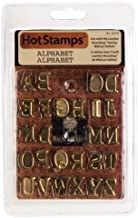Walnut Hollow Leather Branding Hot Stamps Alphabet 29379
