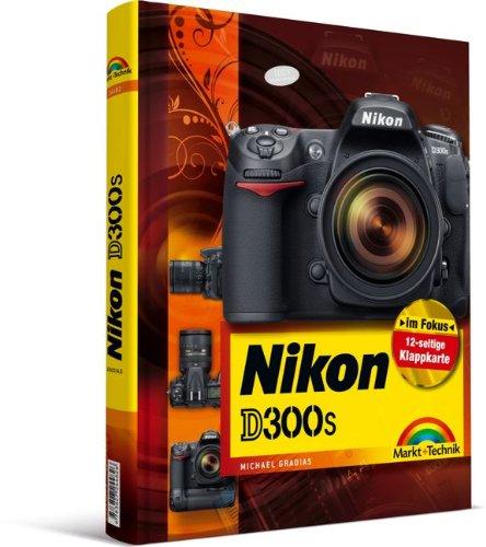 Nikon D300S - mit 12-seitiger Klappkarte (Kamerahandbücher)