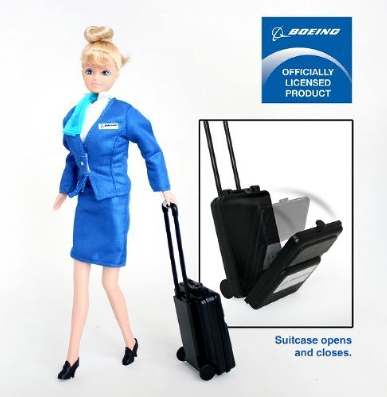 ventas en linea Emirates Cabin Crew Doll Brunette by Flight Flight Flight Attendant Dolls  Todo en alta calidad y bajo precio.
