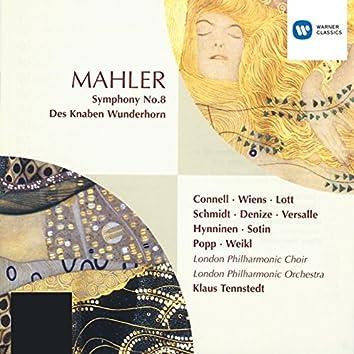 Mahler : Des Knaben Wunderhorn/Symphony No.8
