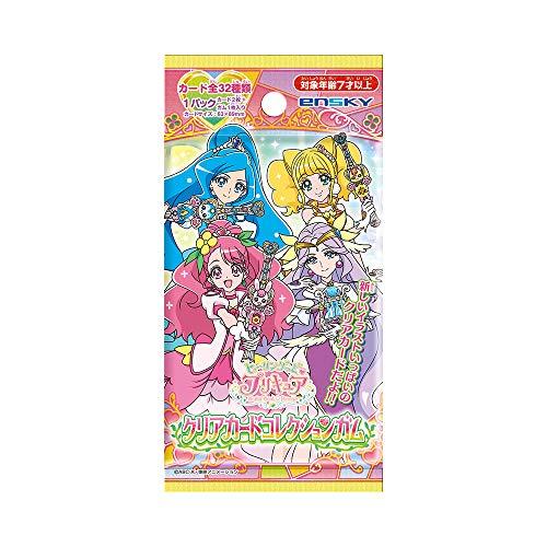 エンスカイ ヒーリングっどプリキュア クリアカードコレクションガム 16個入 食玩・ガム(ヒーリングっどプリキュア)