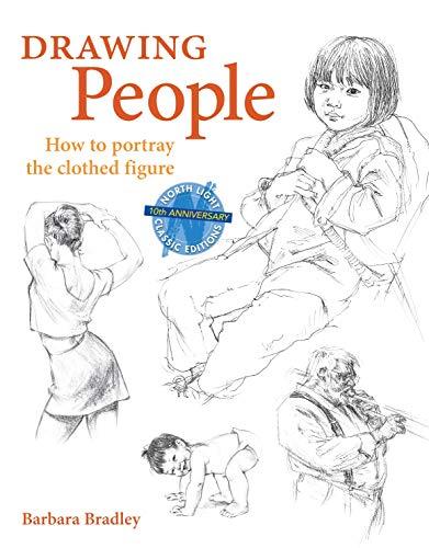 Drawing People by Barbara Bradley 1581803591
