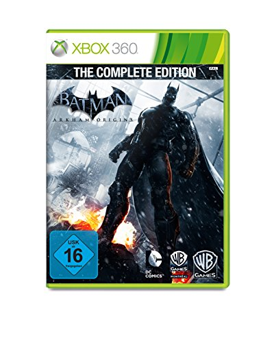 Batman: Arkham Origins - The Complete Edition - [Xbox 360]
