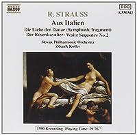 Aus Italien/Liebe Der Dan by R. STRAUSS (2006-08-01)