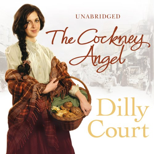The Cockney Angel audiobook cover art