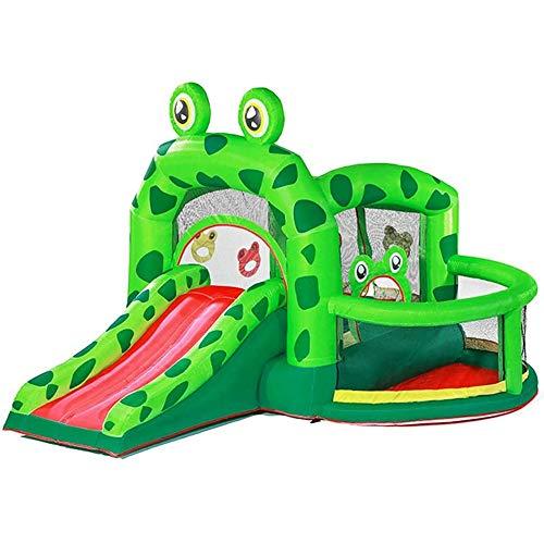 ZTKBG Indoor Kleine Kinderen Trampoline Outdoor Slide Tuin Bouncy Kasteel Spelen Apparatuur Kinderspeelplaats Zomer Kinderbad (Maat: 30 * 33 * 23.5cm)