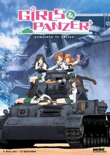 Girls Und Panzer: Tv Collection (3pc) [DVD] [Region 1] [NTSC] [US Import]