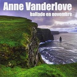 Vanderlove Anne Ballade en Novembre [Import]
