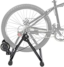 Rodillo de Bicicleta Rodillo Bicicleta Entrenador de Bicicleta de Acero Ejercicio Soporte magnético Entrenador de Bicicleta Entrenador de Rodillo de Bicicleta para Entrenamiento de Ciclismo en casa